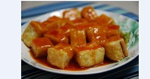 Crispy tofu practice by hongchu gan