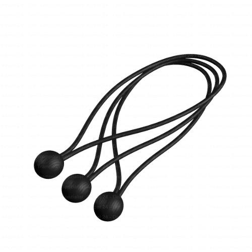 Ampel 24 Trampolin Sicherheitsnetz | Ersatznetz 430 cm für 6 Pfosten | UV-beständig | extrem reißfest | Netz außenliegend -
