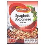 Schwartz Spaghetti Bolognese Mix 40g