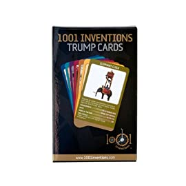 1001 Inventions Trump Cards