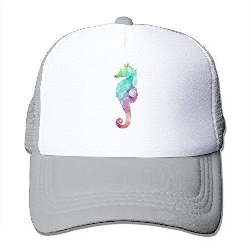 LINNA Cartoon Sea Horse Cotton Hats Cross-country Snapback For Outdoor Sports Ash (Alex And Ani Chicken compare prices)