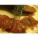 冷凍 蝦夷ジカのモモ肉の生ハム1Kg(約3~5パック)