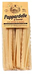 Wheat Germ Pappardelle, Plain 1.1 lb