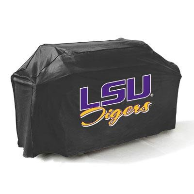 Mr Bar B Q - Lsu Tigers Grill Cover