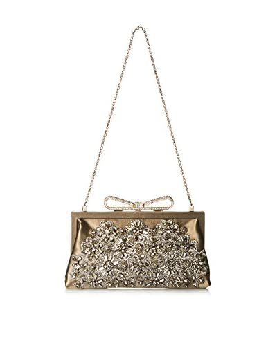 Valentino Women's Evening Clutch, Brun/Silver/BD