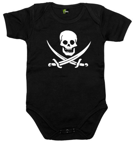 Chameleon KIDS Pirate 29506 Baby Bodysuit