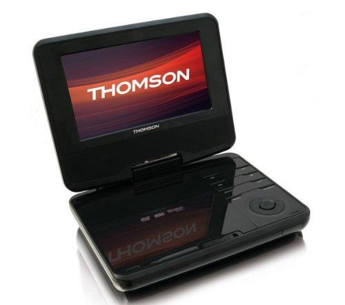 lecteurs dvd portables thomson pas cher. Black Bedroom Furniture Sets. Home Design Ideas