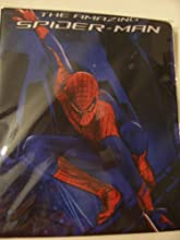 The Amazing Spiderman Stretchable Fabric Book Cover  Spidey Fits Books Larger than 10quot x 8quot