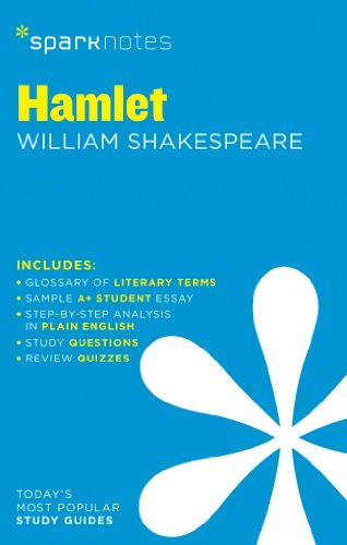 Image for Hamlet SparkNotes Literature Guide (SparkNotes Literature Guide Series)