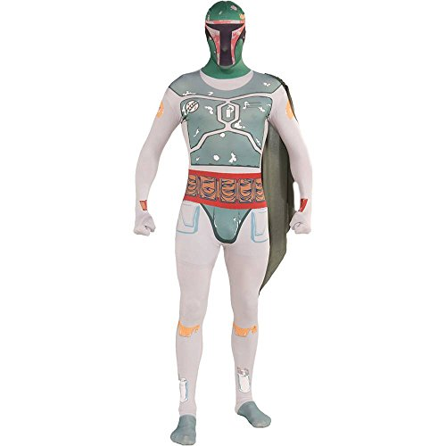 Boba Fett 2nd Skin Suit Adult Costume