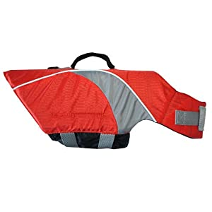 Canine Friendly Canine Lifejacket X-Large, Orange