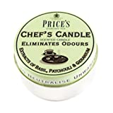 Price's Eliminates Odours Chef's Candle Tin