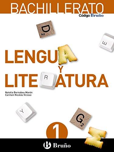Código Bruño Lengua y Literatura 1 Bachillerato