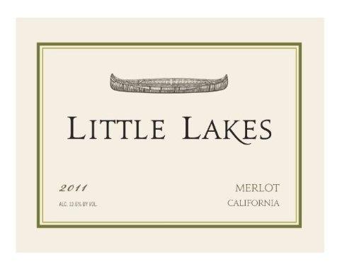2011 Little Lakes Merlot, California 750 Ml