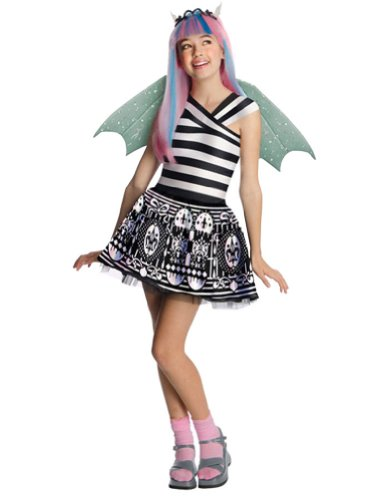Kids-Costume Monster High Rochelle Goyle Child Costume Md Halloween Costume