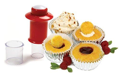 Ultimate Cupcake Baking Cake Decorating Supplies Bundle Bakeware Kit