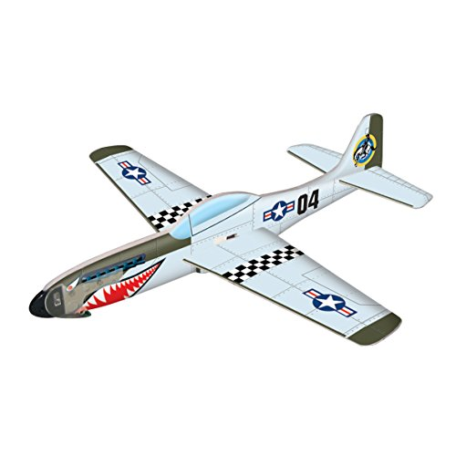 Sky Blue Flight Skyracers: U.S. Dominator Model Kit - 1
