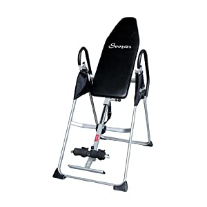 Soozier 21b Gravity Fitness Back Therapy Exercise Inversion Table at Sears.com