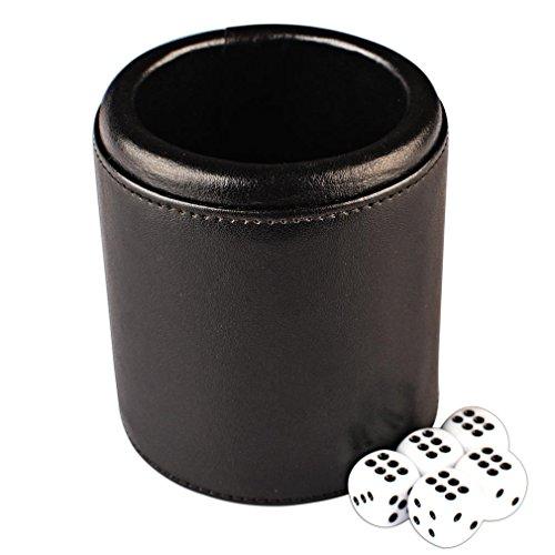 premium-padded-black-leatherette-dice-cup-set-w-5-dice