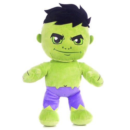 The Avengers - Hulk peluche 20cm Super Soft - Buona Qualità - Marvel