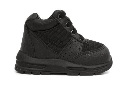 Nike Toddler Baby Go Away Black Boots Acg 375510-001 (Td) (5)