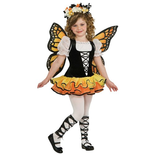 Monarch Butterfly Costume - Toddler