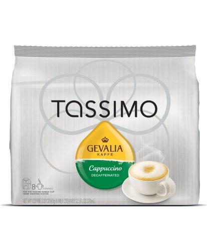 Gevalia Kaffe Decaffeinated Cappuccino (Gevalia Cappuccino Decaf compare prices)