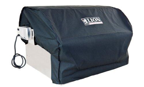 Lion Premium Canvas BBQ 32 Inch Grill Cover L-75000
