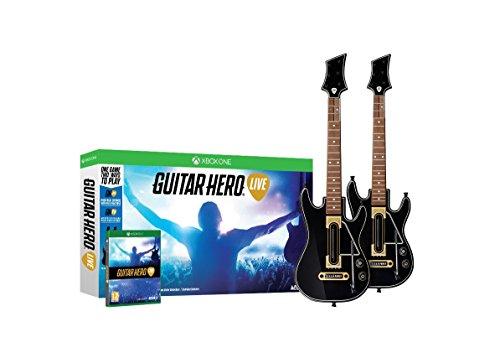 Guitar Hero Live 2-Pack Bundle - Xbox One (Xbox One Consoles 2k Bundle compare prices)