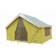 Buy Trek Tents 10 x 14' Canvas Cabin Tent Khaki by Trek