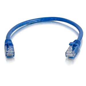 3 ft Cat6 Snagless Patch Cabel Blue