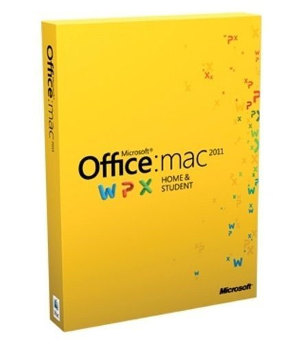 Office Mac Home&  Student Family Pack 2011 Spanish (Apple Word Processing Software compare prices)
