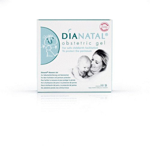 Dianatal Obstetric Gel, eases childbirth and helps protect the perineum during labour
