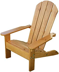 Kidkraft Adirondack Chair - Honey from KidKraft