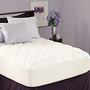 Amazon Spring Air Stain Protection Mattress Pad