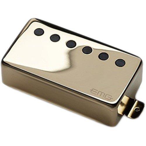 EMG 66-B G Alnico V Active Neck Humbucker - brushed gold