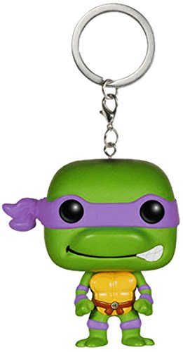 Funko POP Keychain: TMNT - Donatello - 1
