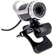 Generic NG-160 USB 2.0 50 Megapixel Web Cam 360 Degree With MIC Clip-on For Computer