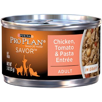 Pro Plan Chicken Tomato & Pasta Entree Adult Canned Cat Food