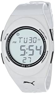 PUMA Women's PU911012001 FAAS Digital Watch