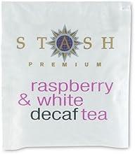 Stash Decaf Raspberry and White Tea -10 Teabags