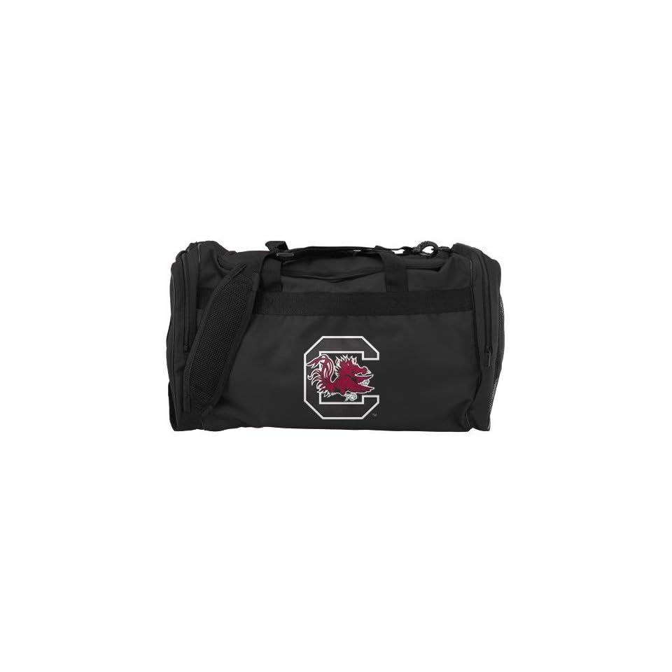 adidas South Carolina Gamecocks Black Team Logo Duffel Bag