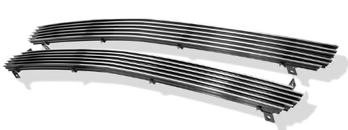 APS Polished Chrome Billet Grille Grill Insert #C85068A (2002 Chevy Silverado 2500 Grill compare prices)