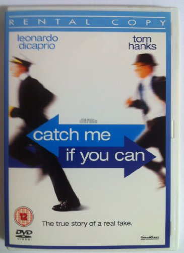 Catch Me If You Can Dvd Rental