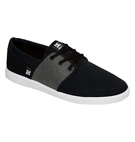 Dc Men'S Haven Sneaker,Black Rinse,9 M Us front-934089