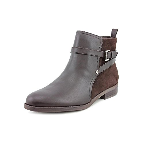 Tommy Hilfiger Connor Damen Braun Leder Mode-Stiefeletten Neu/Display EU 36