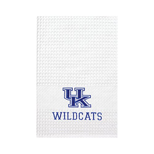 C & F Enterprises Kentucky Kitchen Towel-White