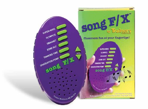 Song F/X Sound Effects Box with 6 Songs