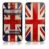 GELASKINS【 Union Jack  】 iPhone4 保護スキンシール