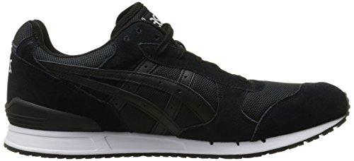 ASICS GEL-Classic Retro Running Shoe, Onyx Black/Onyx Black, 11 M US